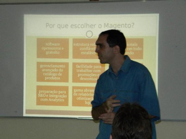 André Gugliotti é consultor em comércio eletrônico, especializado em Magento Commerce