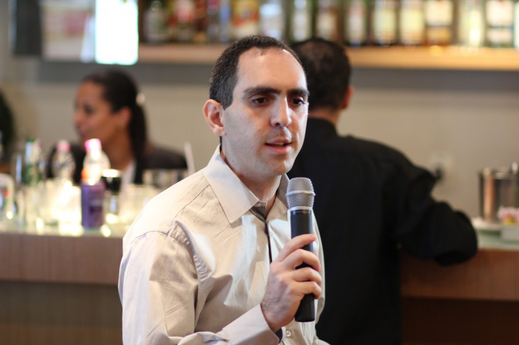 André Gugliotti no Bargento SP 2013 - imagem: Janebro Foto e Vídeo