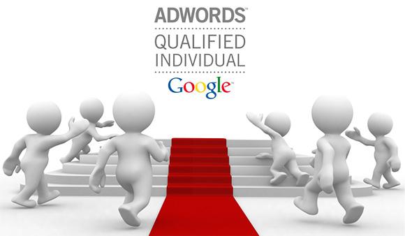 Google Adwords Qualified Individual - imagem: online-marketingsolutions.com
