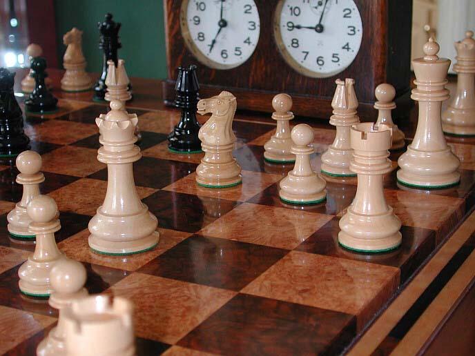Jogo de Xadrez - imagem: geometras.com.br