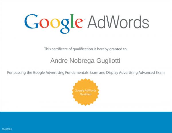Google Display Advertising - imagem: andregugliotti.com.br