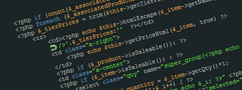 Magento Code - imagem: blog.velite.de