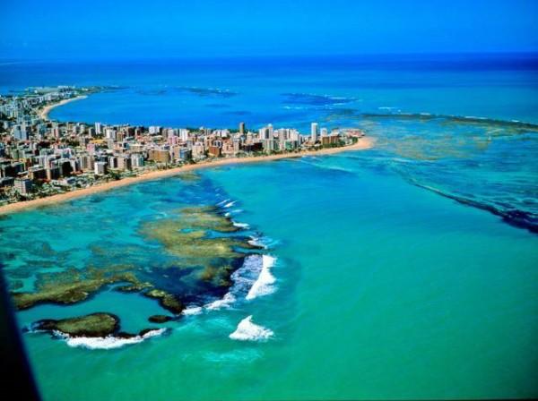 Maceió, AL - imagem: vidadeturista.com