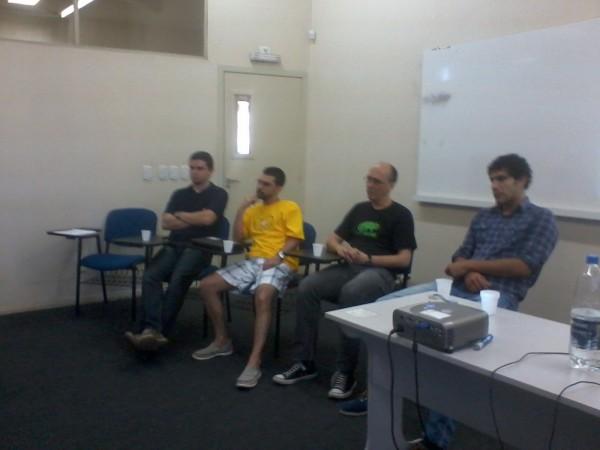 Negócios e Software Livre  no Tchelinux Porto Alegre 2011 - imagem: André Gugliotti