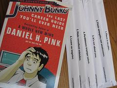 Johnny Bunko #1 por Cameron Maddux - imagem: flickr.com