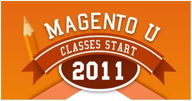 Magento U Training - imagem: magentocommerce.com