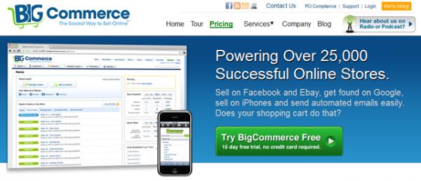 BigCommerce - imagem: Ahead Works