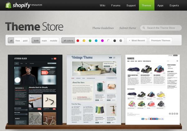 Shopify - imagem: Ahead Works
