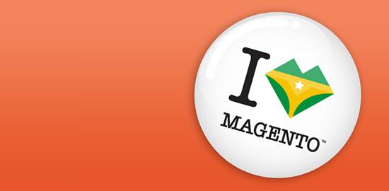 I love Magento Brasil - imagem: Bargento Brasil