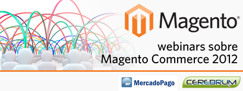 Webinars em Magento Commerce