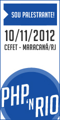 PHP'n Rio 2012 - imagem: divulgação