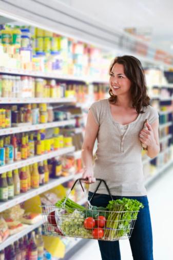 carrinho de supermercado - imagem: Tom Grill/Photographer's Choice
