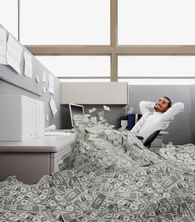 ganhando dinheiro com Magento - imagem: John Lund/Blend Images
