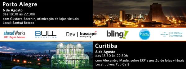 Bargento Porto Alegre e Curitiba - imagem: divulgação