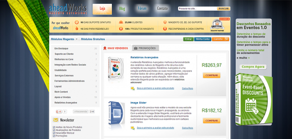 aheadWorks Brasil - imagem: divulgação