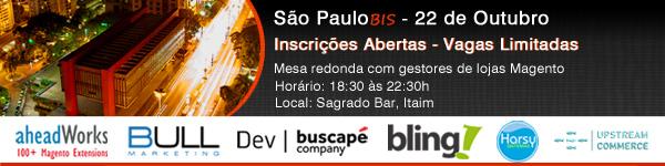 Bargento São Paulo 2013 Bis - imagem: divulgação