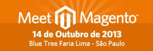 Meet Magento Brasil 2013 - imagem: Divulgação