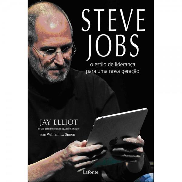Steve Jobs, estilo de liderança, por Jay Elliot - imagem: Divulgação