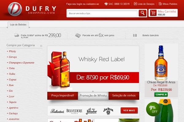 Dufry Shopping - imagem: reprodução