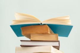 Resenhas de livros aqui no blog