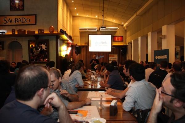 Bargento São Paulo no Sagrado Bar - imagem: Janebro Foto e Vídeo