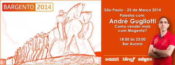 Bargento com André Gugliotti - imagem: divulgação