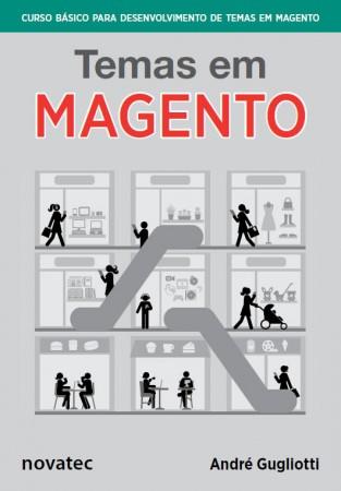 livro Temas em Magento - imagem: reprodução