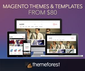 Temas para Magento, por Themes Forest