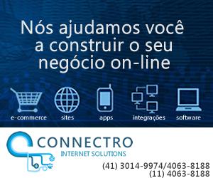 Connectro, lojas virtuais em Magento