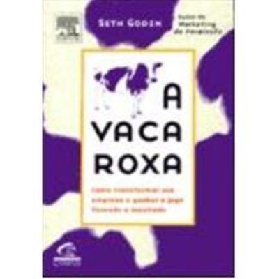 A Vaca Roxa, por Seth Godin - imagem: reprodução