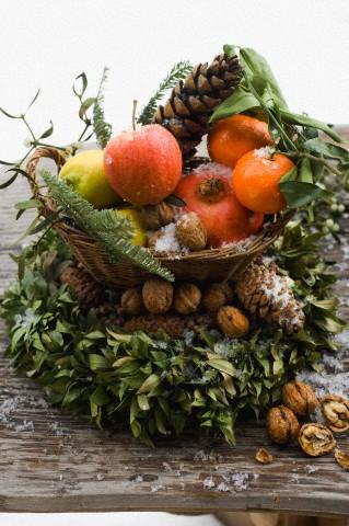 Feliz Natal - imagem: Food Passionates/CorbisColocar botão de comprar nos produtos
