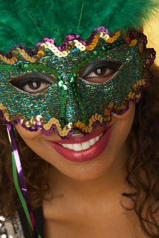 Carnaval - imagem: Corbis