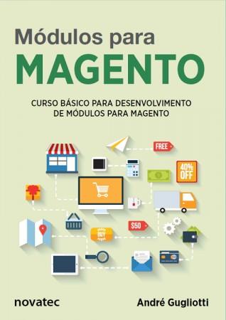 Livro Módulos para Magento - imagem: divulgação