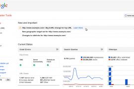 Por que utilizar o Google Webmaster Tools?