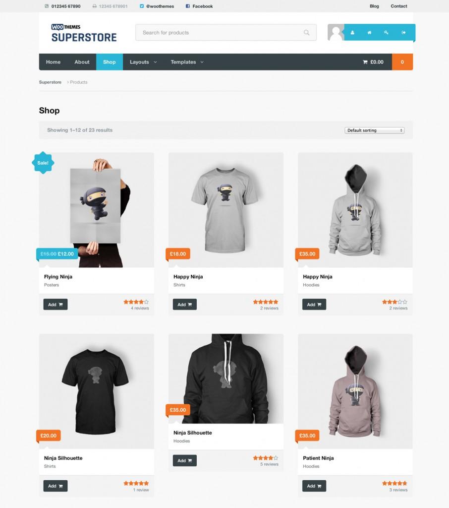 WooCommerce - imagem: reprodução