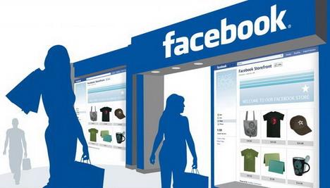 Facebook Commerce - imagem: reprodução