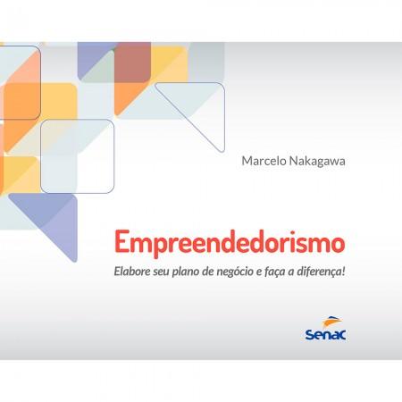Livro Empreendedorismo, por Marcelo Nakagawa - imagem: Submarino/Reprodução