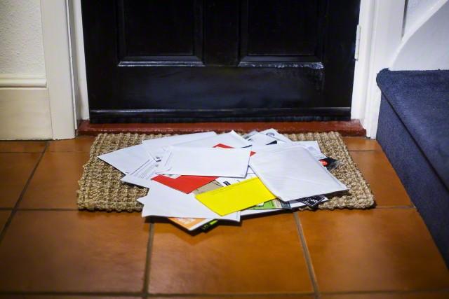 Mailing List - imagem: Corbis Images