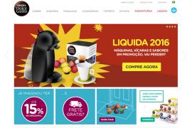 Lojas com Magento no Brasil, versão 2016
